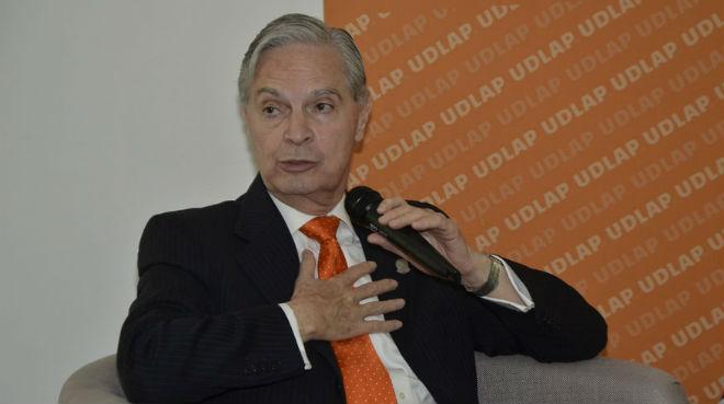 Juez niega a Derbez y anterior patronato la entrega del campus de la UDLAP