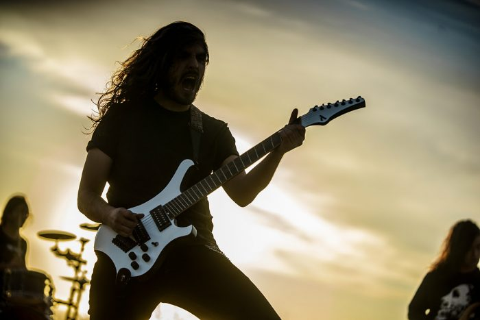 El despertar de Éntomos: La bestia del metal progresivo anuncia nuevo material