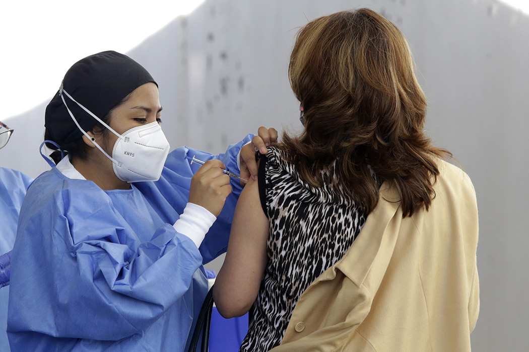 Lista, logística para vacunación en 9 municipios poblanos