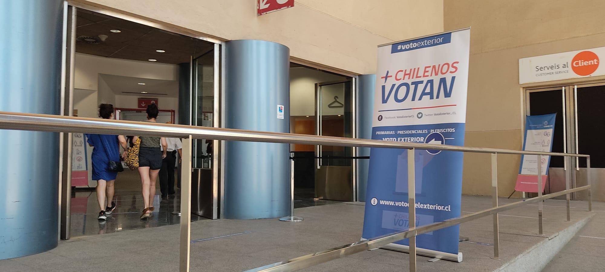 Pacto Apruebo Dignidad quintuplica votación de la derecha en primeras mesas escrutadas en el extranjero