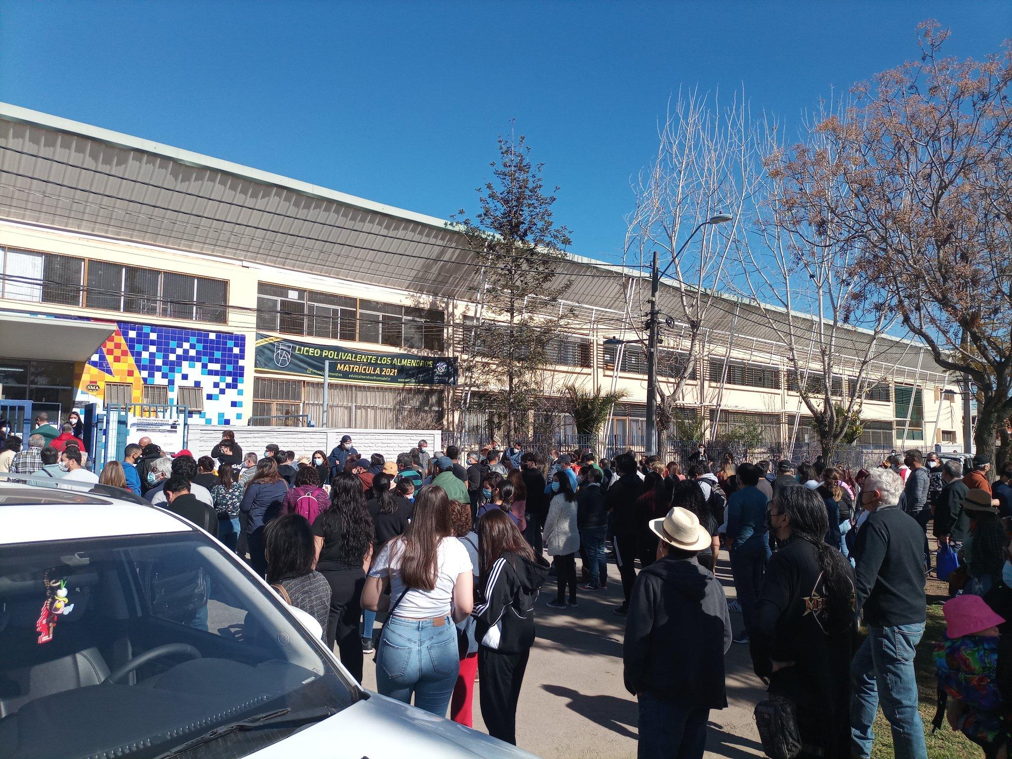 Gran participación en primaria presidencial están reportando desde los recintos de votación