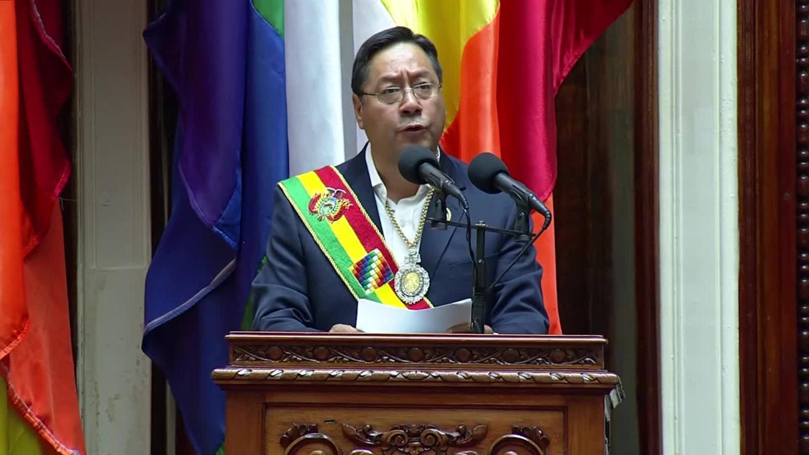 Presidente de Bolivia Luis Arce saludó con beneplácito desarticulación del injerencista Grupo de Lima