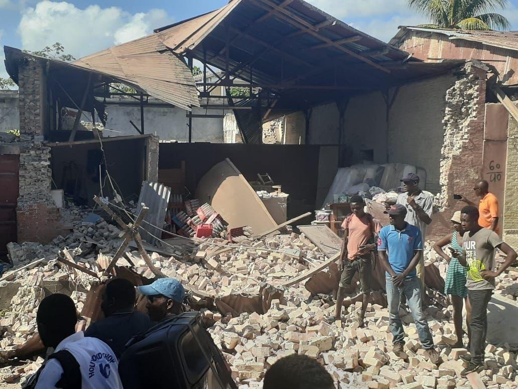 Cerca de 2.189 muertos y más de 12.000 heridos últimas cifras de terremoto en Haití