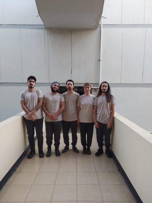 Aruma, el debut musical del quinteto chileno inspirado en la naturaleza y en referente japonés Nujabes