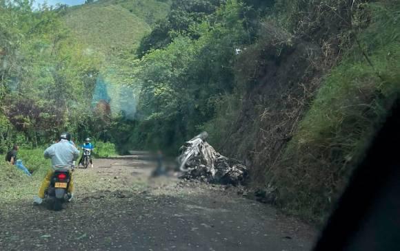 Atentado con explosivos deja dos policías muertos en noroeste colombiano