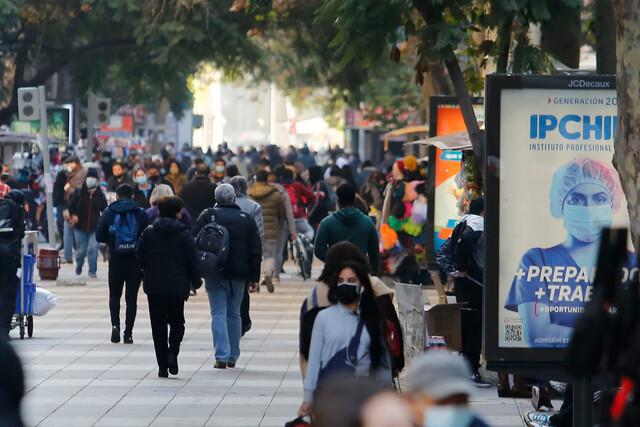 300.000 personas pasaron a la inactividad laboral tras cuarentenas masivas y restricciones sanitarias