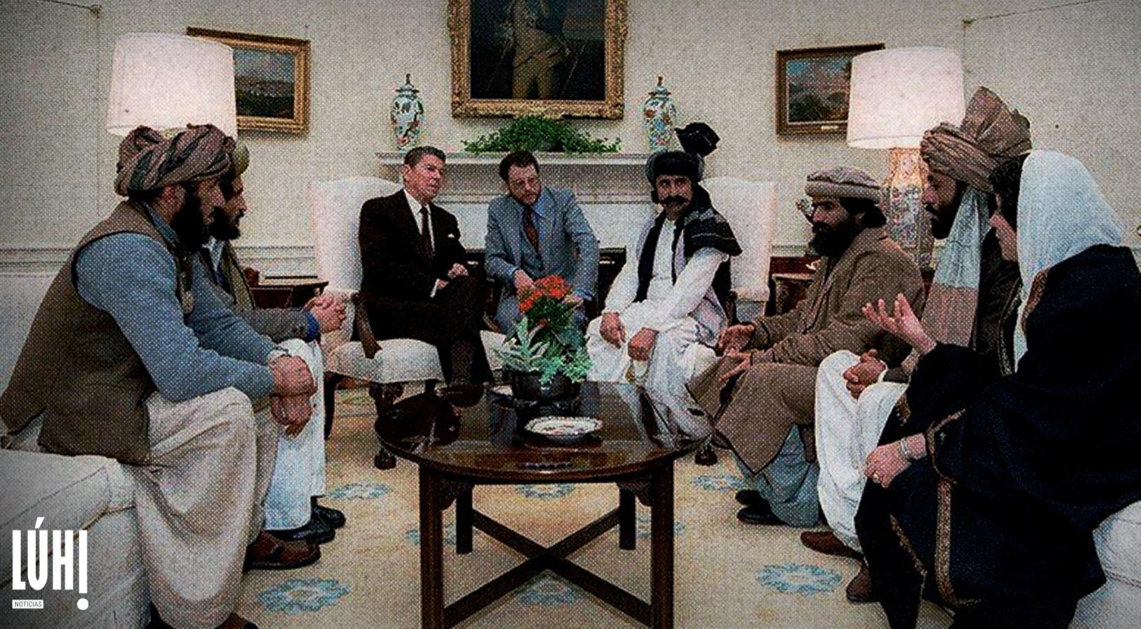 ¿Quiénes son los Talibanes? : los herederos de los muyahidines armados por Estados Unidos