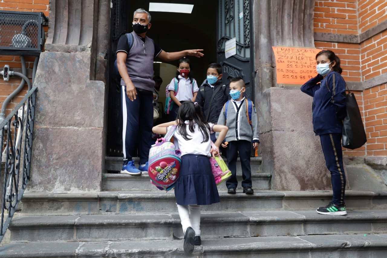 Regresó a las aulas 79 por ciento de alumnado en Puebla: SEP