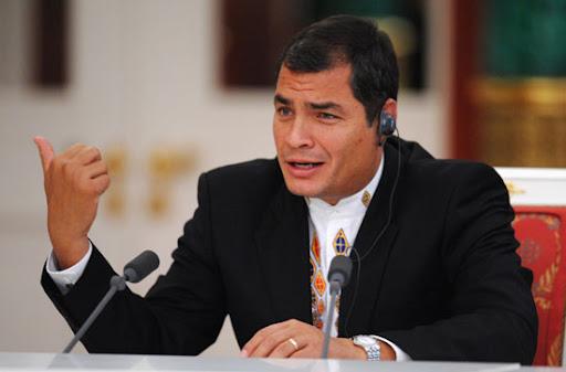 Interpol vuelve a rechazar pedido de emitir  alerta roja en contra de Rafael Correa