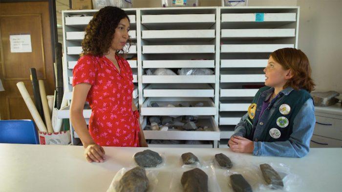 Por primera vez la paleontología logra insertarse en la cultura popular e infantil a través de estreno televisivo