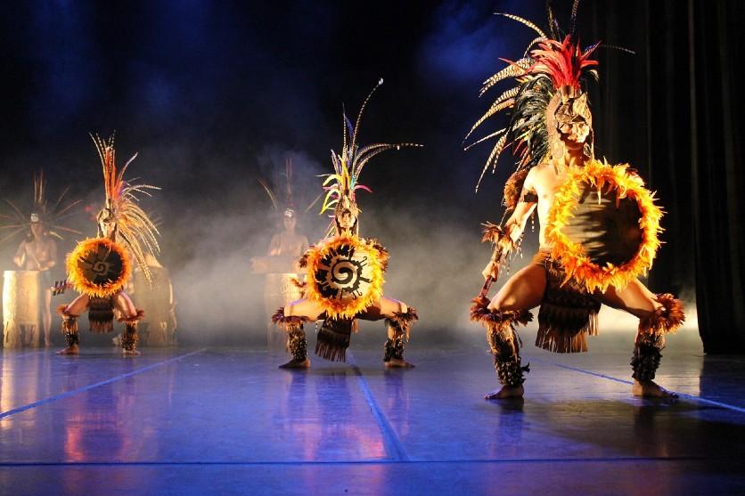 ENDF celebra 43 años de formar especialistas en la danza mexicana