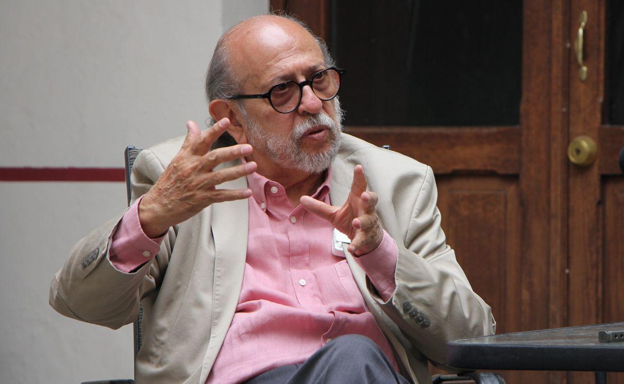 No iré por la rectoría de la BUAP, reitera Francisco Vélez Pliego
