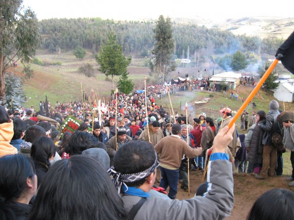 La cobardía de disparar por la espalda: A 12 años del asesinato del joven mapuche Jaime Mendoza Collio