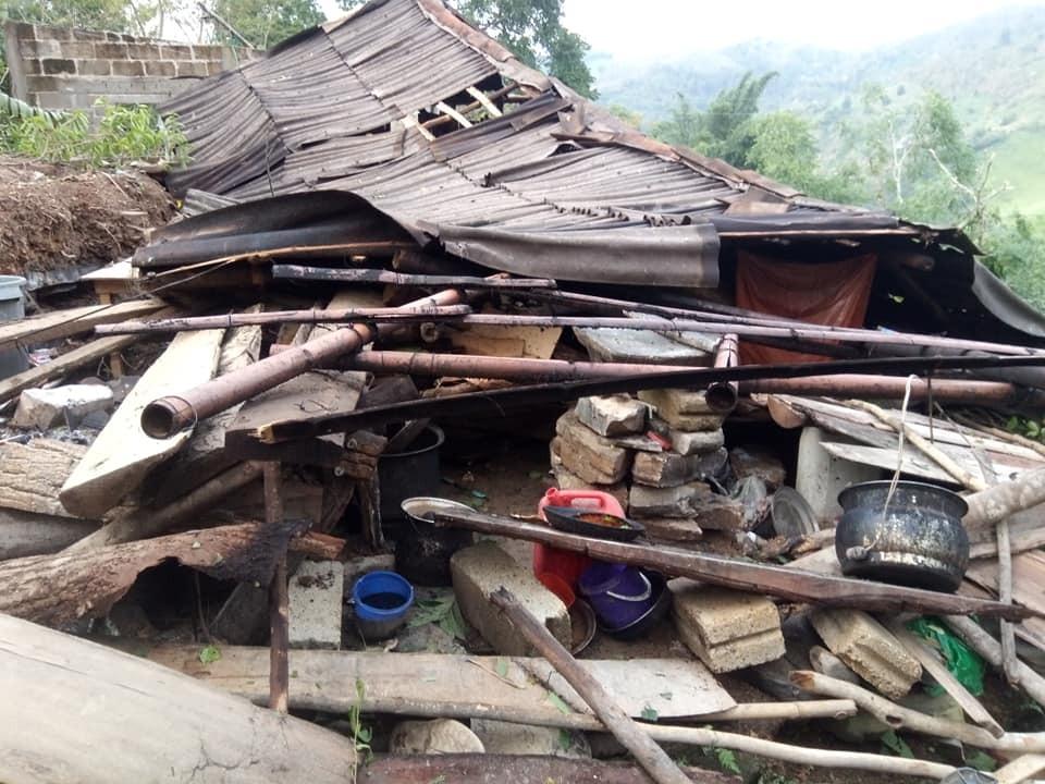 Puebla pedirá a la Segob que se le declare zona de desastre natural en 64 municipios por los daños de Grace