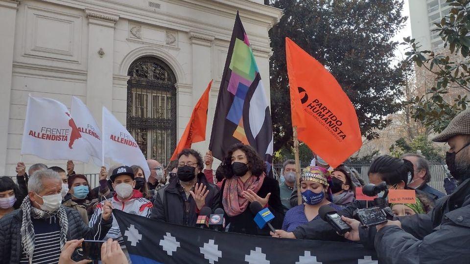 Partidos Igualdad y Humanista lanzan lista parlamentaria conjunta y la ponen a disposición de organizaciones sociales, territoriales y políticas