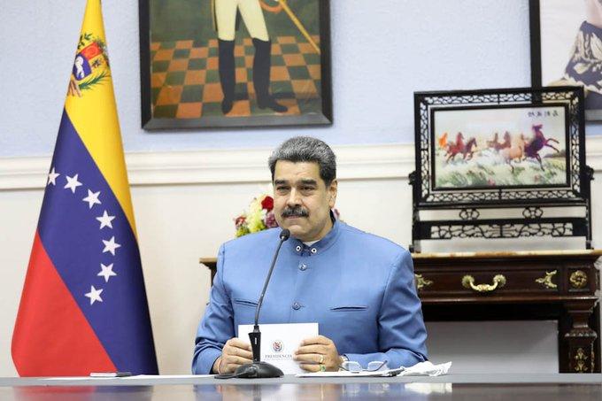 Maduro: encargada de negocios de Reino Unido no tiene límites para hacer el ridículo