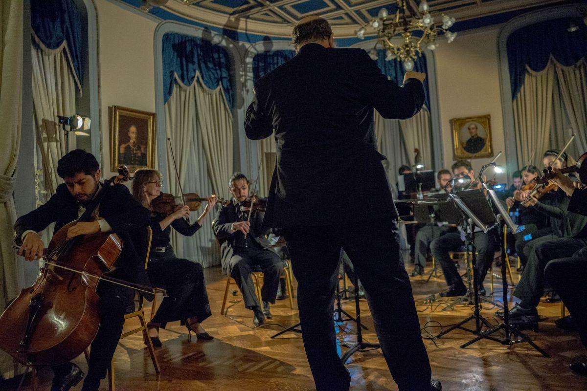 «Todo era vuelo en nuestra tierra», el estreno en Chile que trae la Orquesta Marga Marga