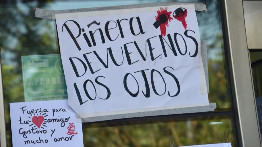 Presentan medida cautelar ante la CIDH para obligar al Estado chileno a indemnizar a víctimas de violaciones a los Derechos Humanos