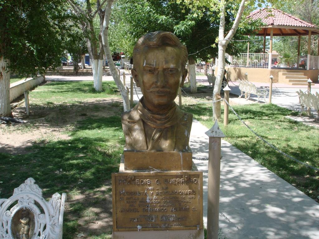A 139 años del natalicio de Práxedis  Guerrero, poeta, obrero, pensador y periodista mexicano