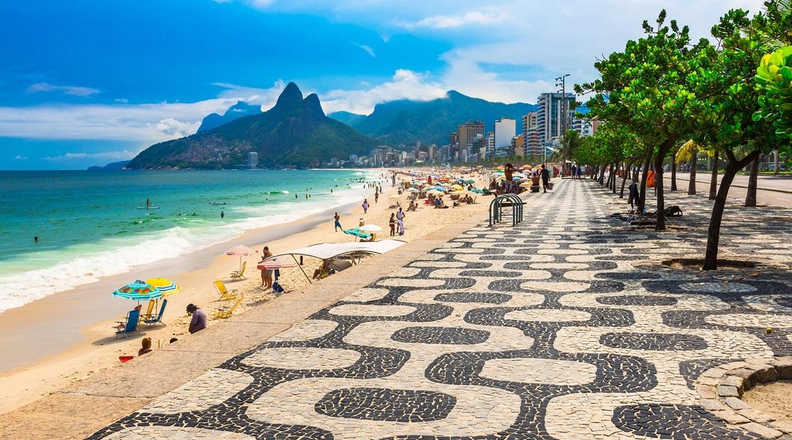 Desde el 1 de septiembre exigirán vacuna anticovid a turistas que visiten Río de Janeiro