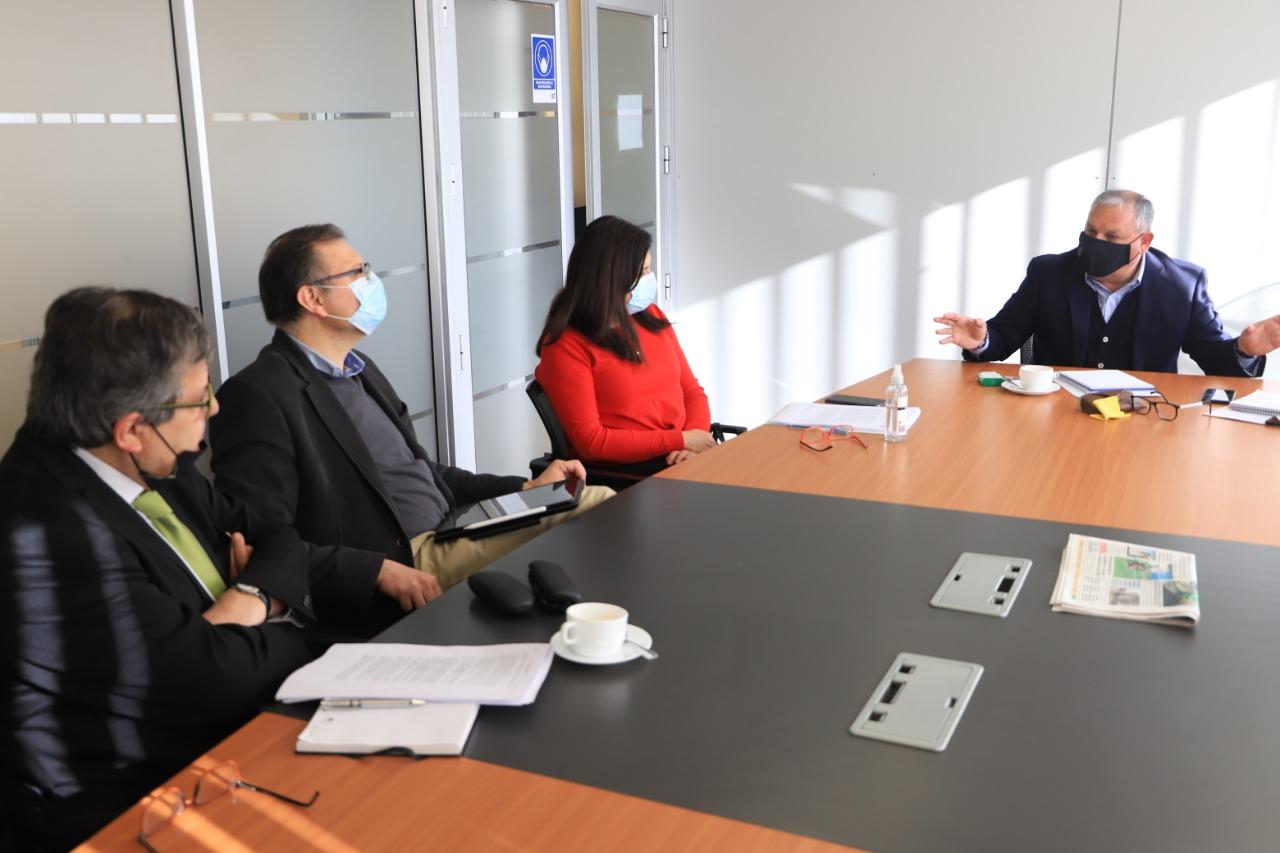 Gobernador Mundaca encabeza trabajo de constitución del Comité Regional de Ciencia, Tecnología e Innovación de la Región de Valparaíso