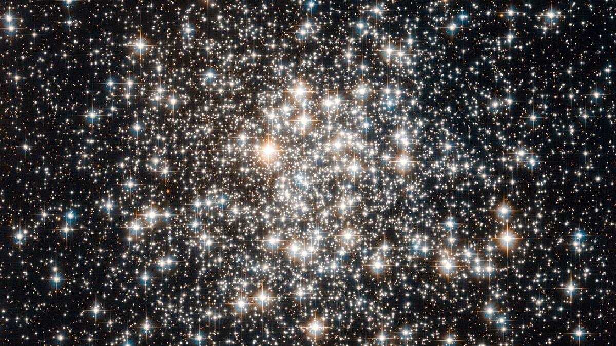 (Foto) ¡Como escarcha! Descubren estallido de una rara nova a más de 4.500 años luz