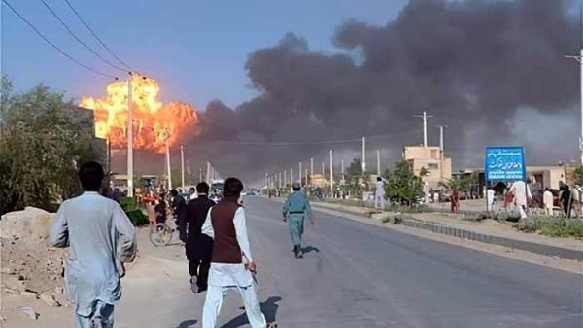 Asciende a 95 los fallecidos tras el atentado en el aeropuerto de Kabul