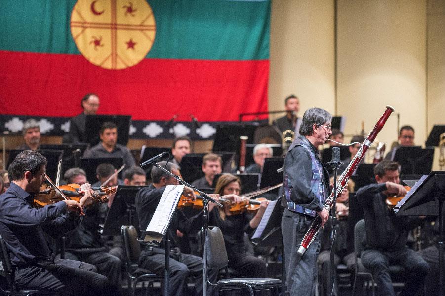 Con obra sinfónica en homenaje al Pueblo Mapuche: Municipio de Santiago realizará Gala Constituyente en el Teatro Municipal