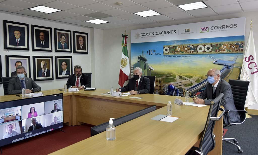 SCT ve un crecimiento sostenido para el ferrocarril en México