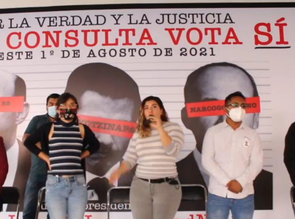 No hay democracia si no hay participación de la ciudadanía: Xel Arianna Hernández
