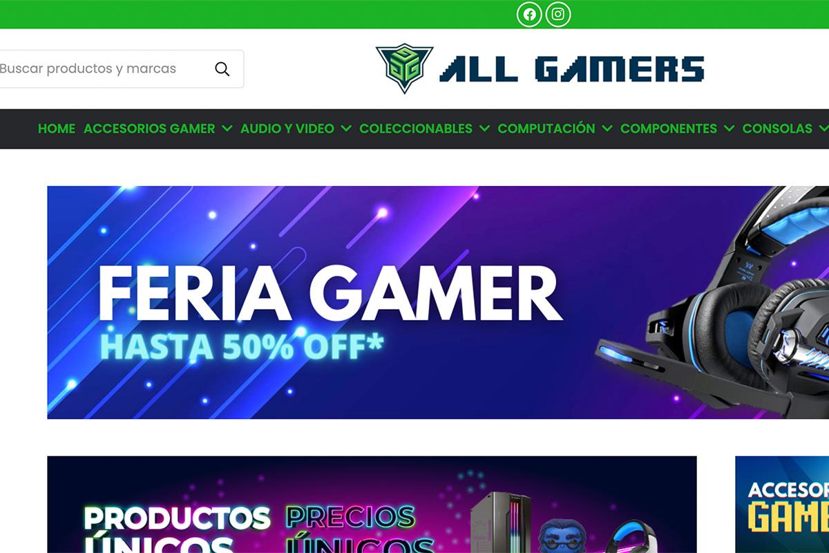 Sernac presentó demanda colectiva contra All Gamers Chile por incumplimientos en compras por internet