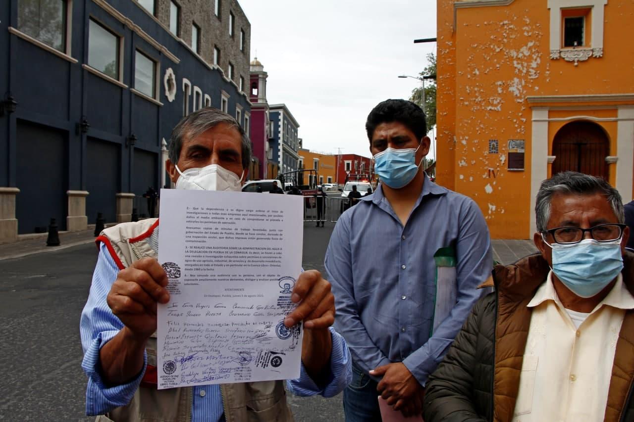 "Ardelio Vargas promete vigilar uso ilegal de ""cañones antigranizo"""