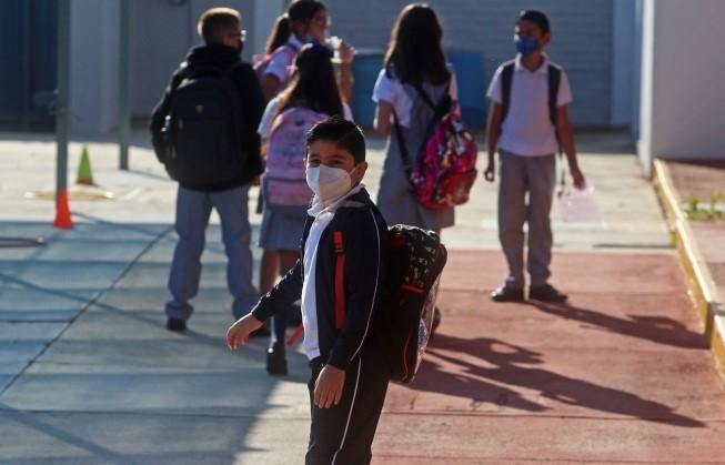 En semáforo naranja, abren más del 90% de escuelas en CDMX