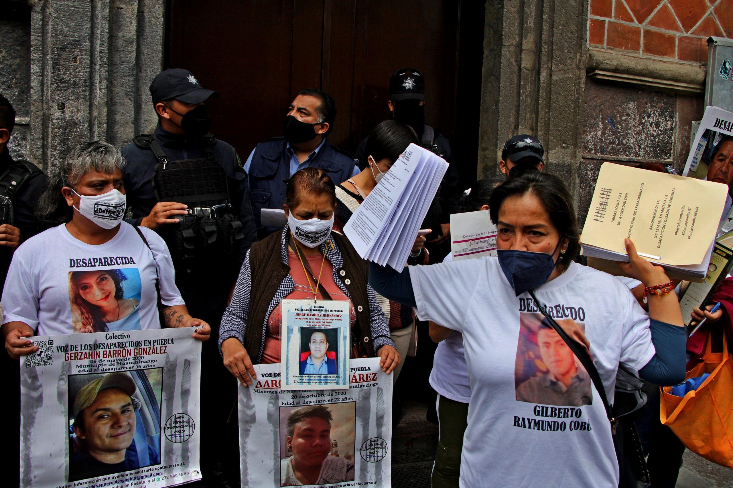 Puebla podría tener 2 mil 500 muertos sin identificar; la FGE reporta 834