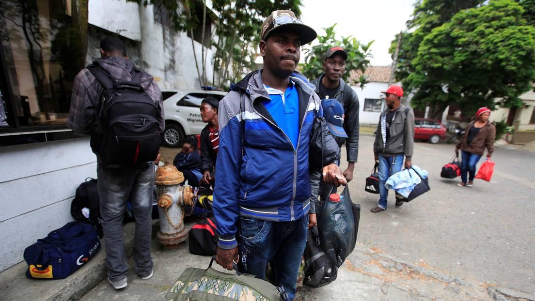 Colombia: la pequeña ciudad que muestra la migración masiva hacia EEUU