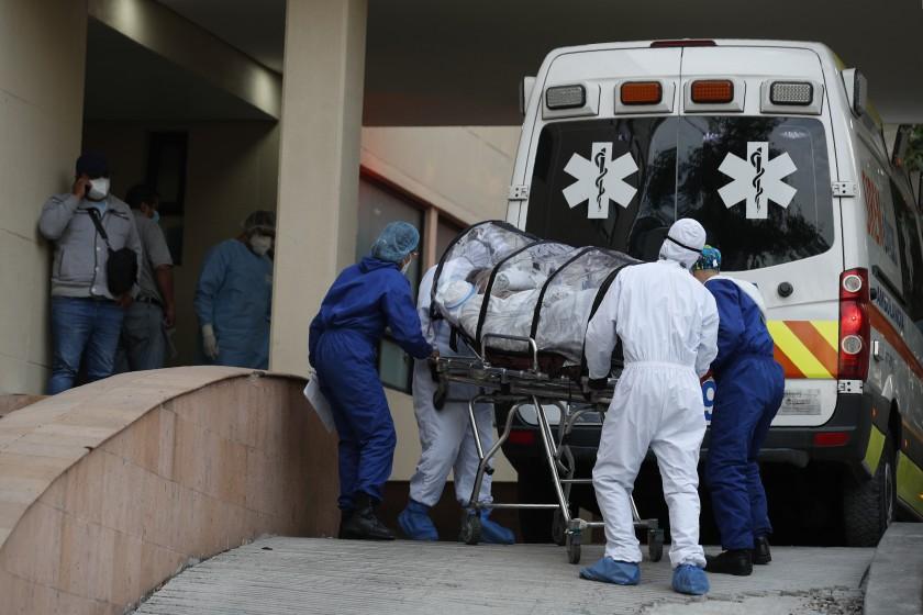Habría casi 13 mil muertes sospechosas por Covid-19 en México