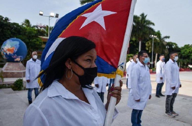 Cuba refuerza labor de sus brigadas médicas en Haití con envío de nuevo contingente
