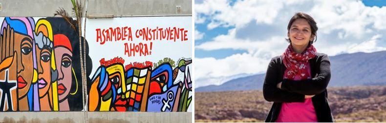 El hermoso relato de Cristina Dorador sobre los encuentros en regiones de la Comisión de Descentralización