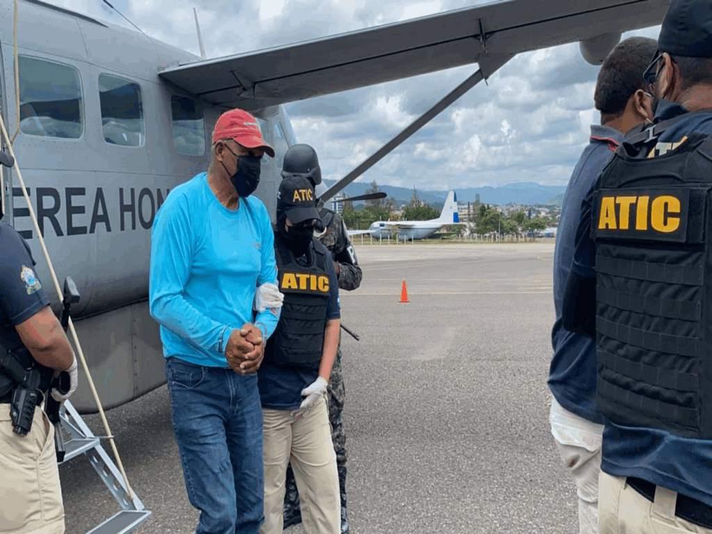 En Honduras detuvieron a un alcalde por decomiso de 2.430 kilos de cocaína