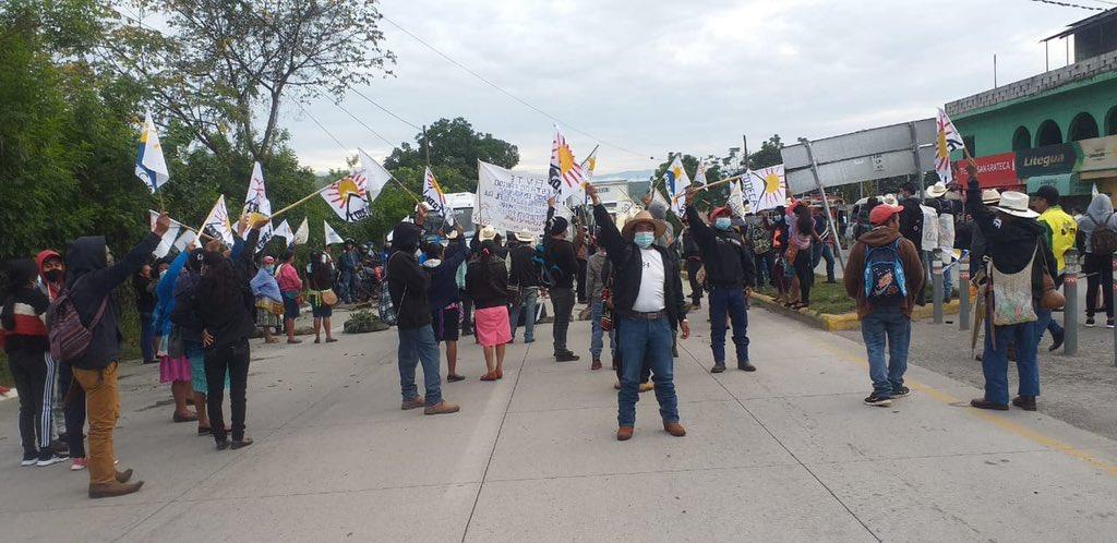 Guatemala vivió otra jornada de protestas para exigir renuncia del presidente