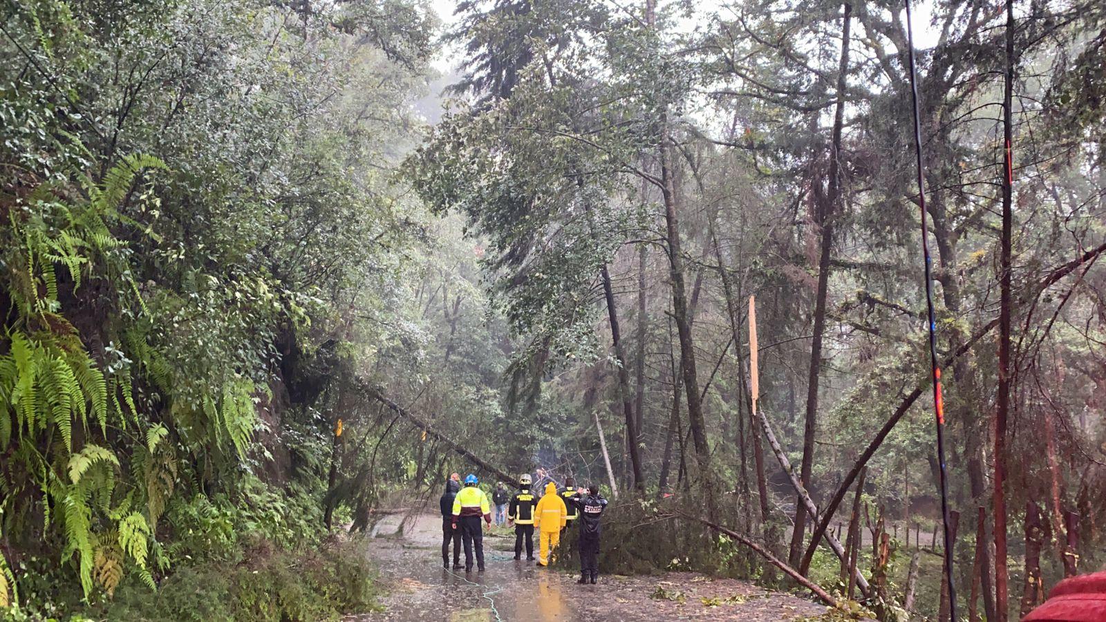 Lluvias de huracán Grace cobran una vida en Huachinango