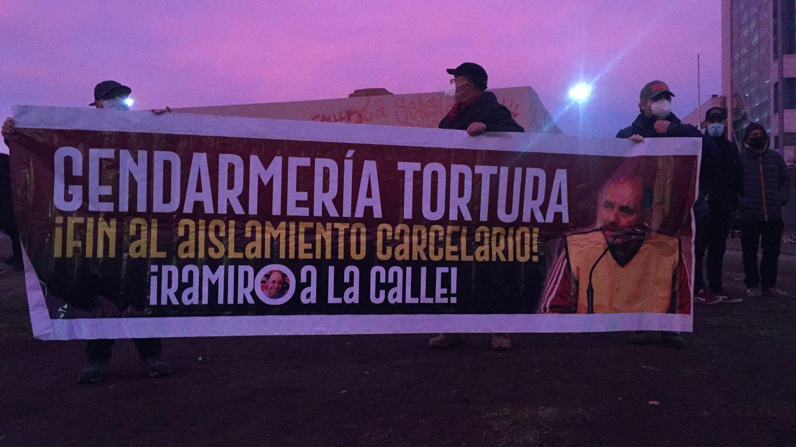 Tribunal rechaza sanción que pretendía establecer Gendarmería en contra de Mauricio Hernández Norambuena