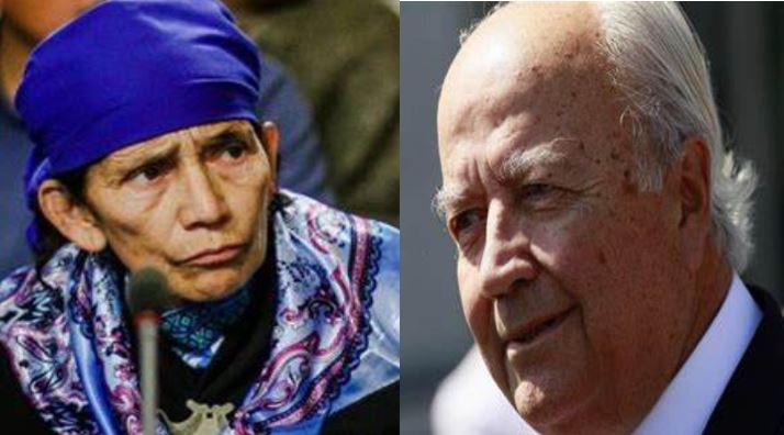 Machi Francisca Linconao emplazó a Jorge Arancibia a abandonar Comisión de DD.HH: «Me duele el alma que esté aquí, en esta nueva Constitución que vamos a escribir»
