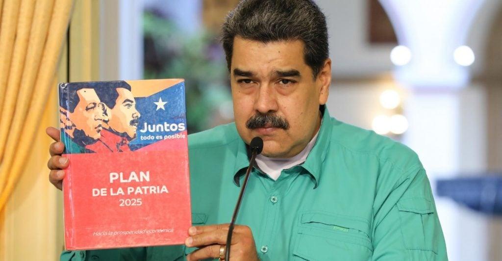 Maduro anuncia que en los próximos días llegarán vacunas del sistema Covax a Venezuela