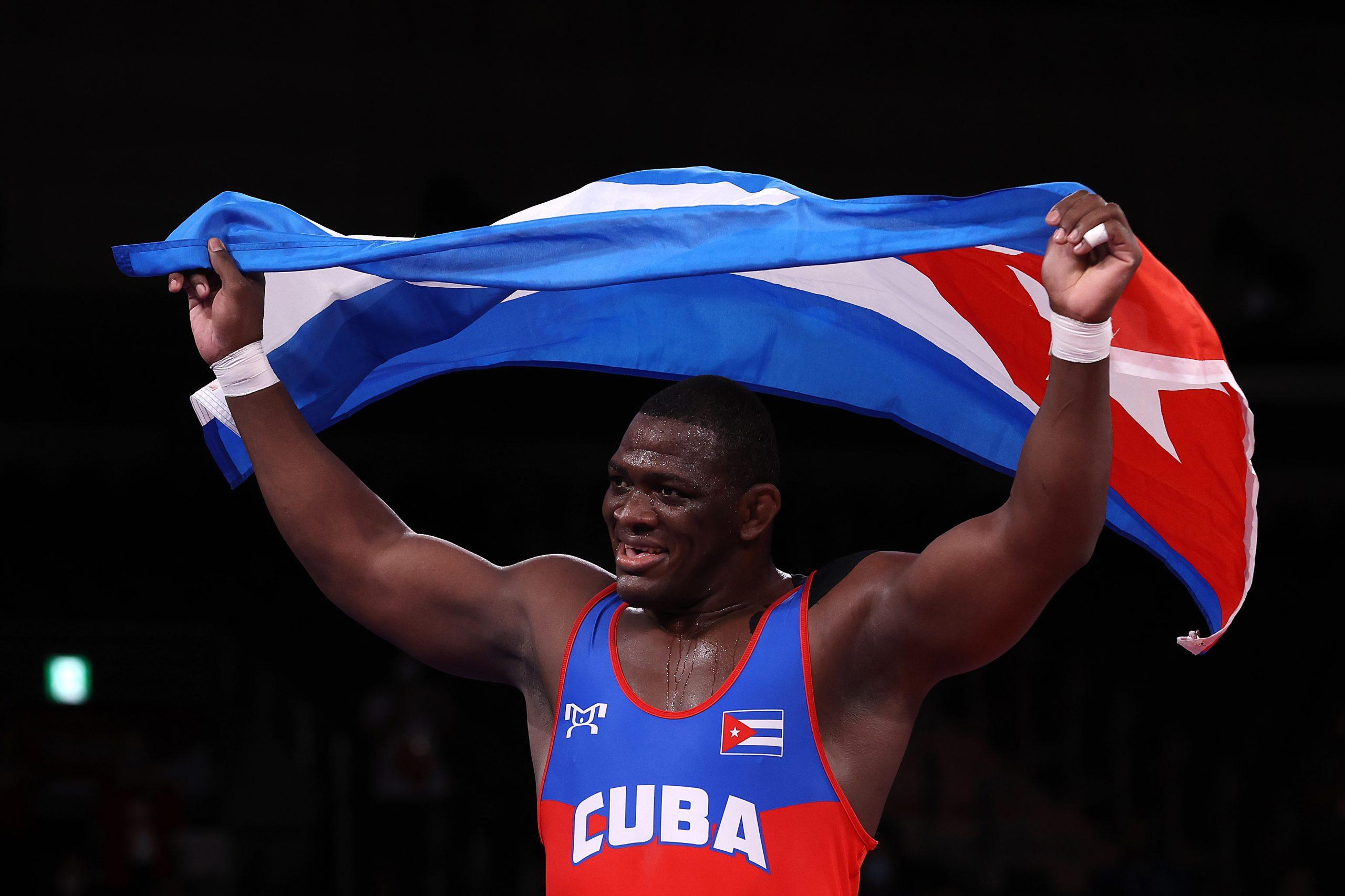 Mijaín López, la leyenda cubana cuatro veces campeón olímpico