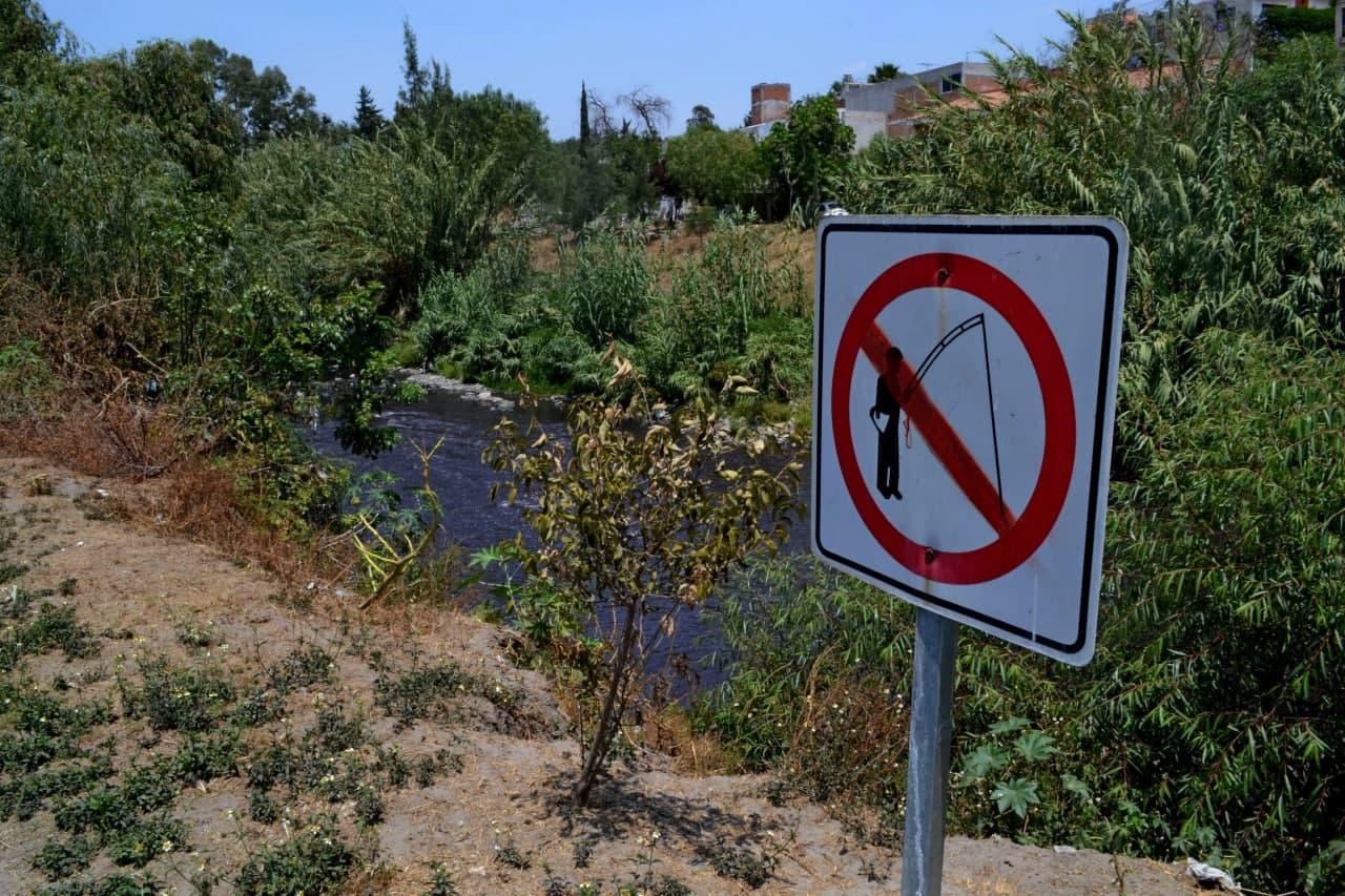 Saneamiento de río Atoyac iniciará con clausura de fuentes contaminantes