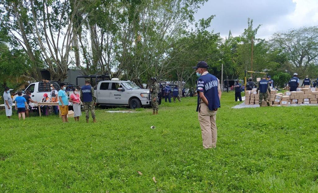 Desfondada, la ayuda para los damnificados por las lluvias