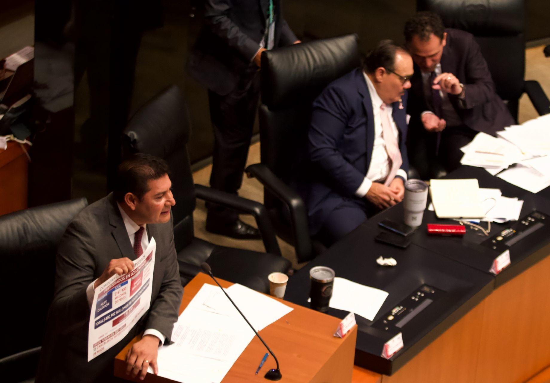 Seguridad y Salud recibirán más recursos en Paquete Económico 2022: Alejandro Armenta Mier