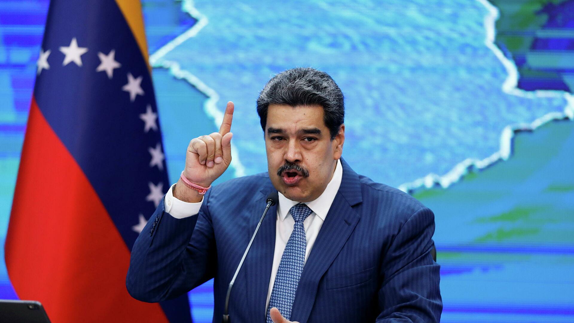 Maduro denuncia maniobras de última hora desde Colombia y EE.UU. para boicotear diálogo de México