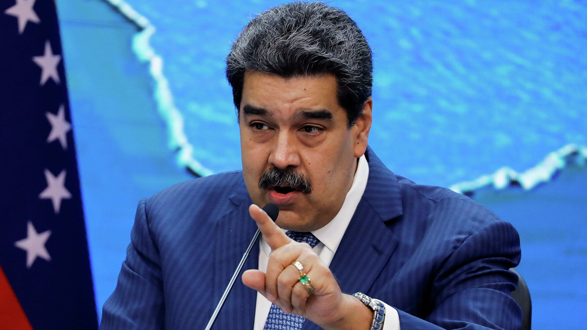 Maduro denuncia sabotaje a servicios públicos ordenado por Gobierno de Duque